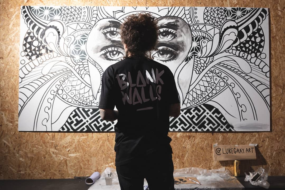 School Street Art talks and services by Blank Walls