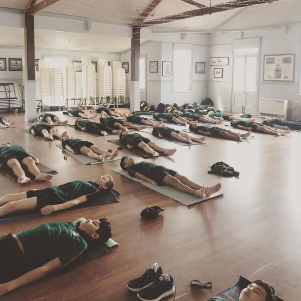 Yoga classes for schools - perfect for boys and girls of all ages