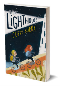 Cristy Burne - To the Lighthouse - book cover