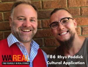 Rhys Paddick guest on podcast - Contemporary Aboriginal Culture